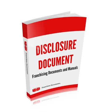 franchise disclosure document sample franchise documents. Black Bedroom Furniture Sets. Home Design Ideas